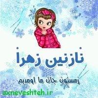 Photo of لوگوی اسم دخترانه طرح زمستان
