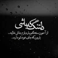 عکس نوشته دلتنگی بهمن ماه 96 با متن