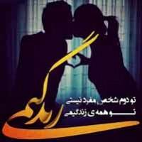 عکس نوشته زندگیمی عاشقانه خاص