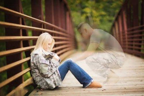 عکس های سربازی و جدایی از عشق