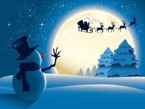 انشا شروع کریسمس