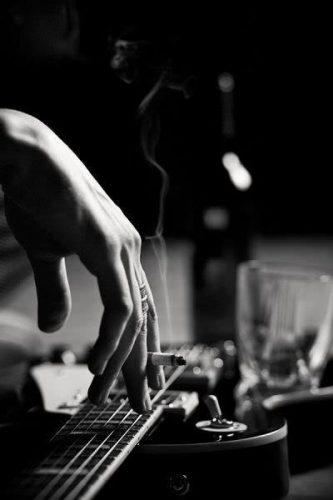 بکگراند سیگار