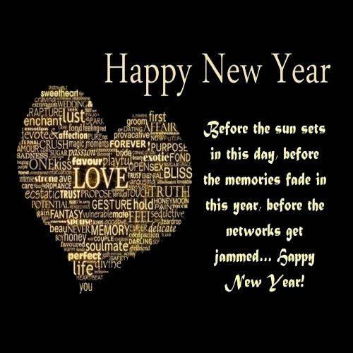 تبریک سال نو مبلادی به انگلیسی