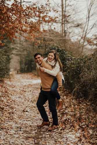 عکس پروفایل و عکس نوشته های بسیار زیبا و رومانتیک پاییزی