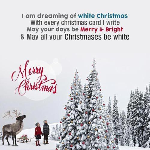 متن تبریک کریسمس و سال نو مبلادی