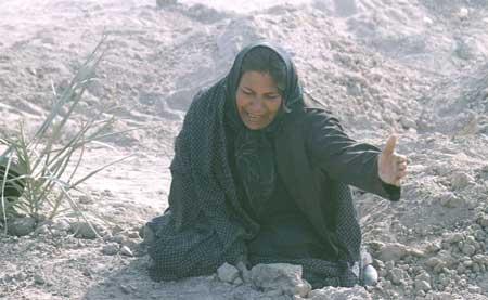 تصاویر دردناک زلزله - بم