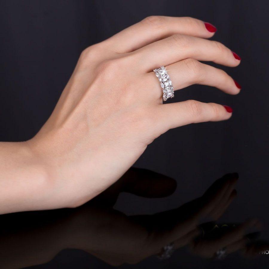 عکس حلقه و انگشتر ازدواج جفت , عکس حلقه و انگشتر نامزدی و ازدواج ساده