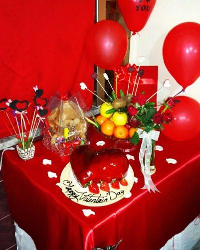 عکس نوشته عاشقانه ولنتاین برای پروفایل