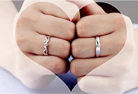عکس نوشته پروفایل با موضوع حلقه و انگشتر ازدواج و نامزدی