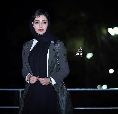 عکس پروفایل زیباترین بازیگر زن ایرانی از نظر مردم