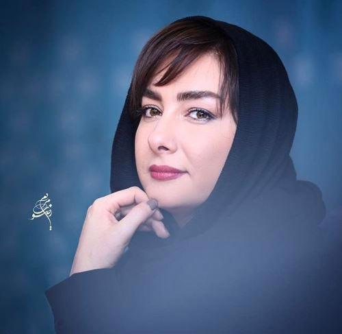عکس پروفایل خوش اخلاق ترین بازیگر زن ایرانی