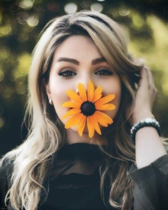 کانال عکس پروفایل دخترونه لاکچری