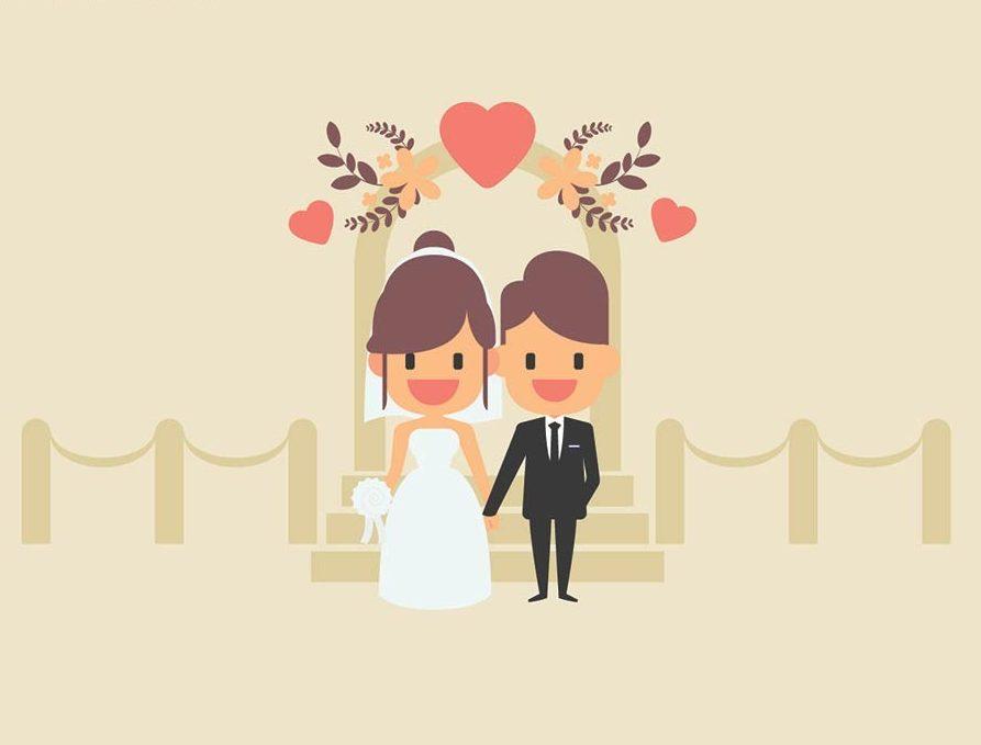 عکس نوشته عاشقانه و رمانتیک برای تبریک سالگرد ازدواج به همسر
