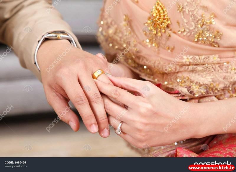 عکس های جدید مدل حلقه ست عروس و داماد , جدیدترین مدل های حلقه ازدواج عروس و داماد