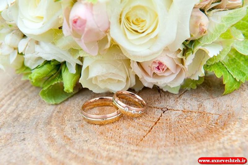 عکس طرح و نمونه جدید حلقه و انگشتر شب عروسی , زیباترین مدلهای حلقه عروسی و ازدواج عروس و داماد