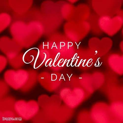 عکس نوشته جدید عاشقانه برای ولنتاین - عکس عاشقانه روز عشق برای اینستاگرام