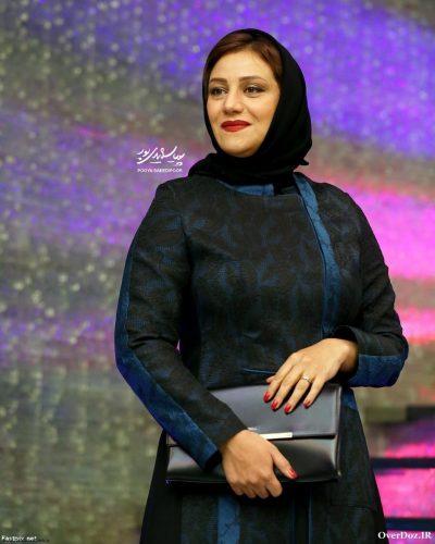 عکس شبنم مقدمی و بیوگرافی شبنم مقدمی بازیگر سریال دوپینگ