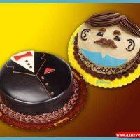 عکس مدل تزیین کیک برای روز پدر – عکس کیک مخصوص روز پدر جدید