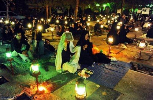 دانلود والپیپر و پوستر زیبا برای شب قدر و شهادت امام علی (ع)