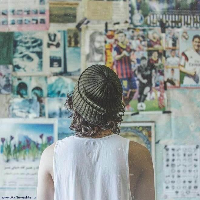 عکس نوشته پروفایل شاد دخترانه و پسرانه + متن و جملات زیبا و احساسی