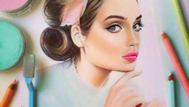 Photo of عکس پروفایل نقاشی دختر + جملات دخترانه زیبا