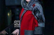 با مانتو قرمز چی بپوشم ؟ + عکس مدل مانتو قرمز