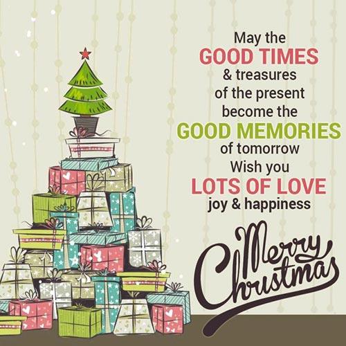 عکس نوشته کریسمس + پیام تبریک سال نو میلادی به انگلیسی 2020