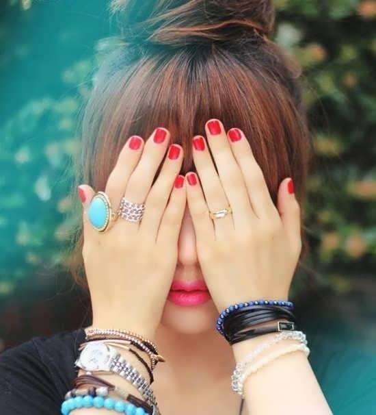 عکس پروفایل دخترونه هنری در اینستاگرام - عکس پروفایل دخترونه شیک هنری