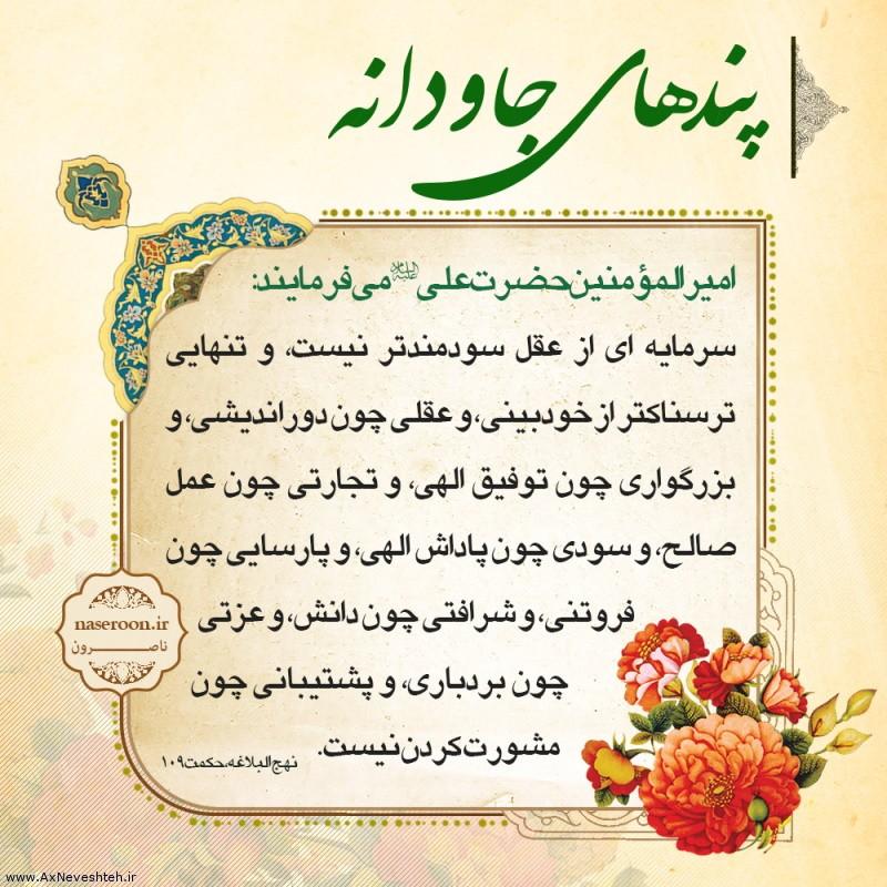 سخنان ناب حضرت علی در نهج البلاغه + جملات ناب و دلنشین امام علی